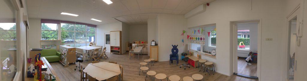 Kindcentrum Rivierenwijk peuterspelen 1