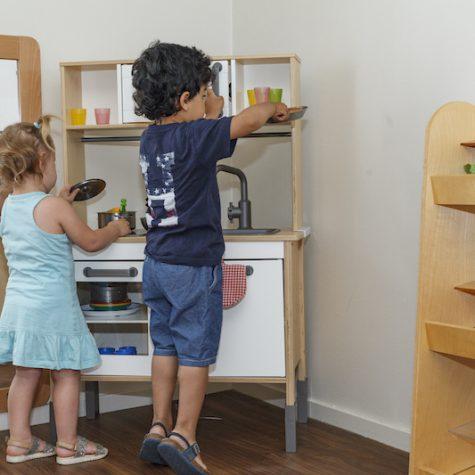 Kinderdagverblijf in centrum Deventer Sam&kiki