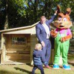 Nieuwe bewoner kinderdagverblijf Sam&zaza
