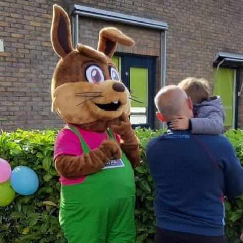 Feestelijke opening nieuwe locatie peuterspelen Kindcentrum Rivierenwijk 2